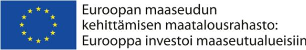 Euroopan maaseudun kehittämisen maatalousrahasto: Eurooppa investoi maaseutualueisiin