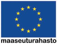 EU:n lippu ja teksti: Maaseuturahasto